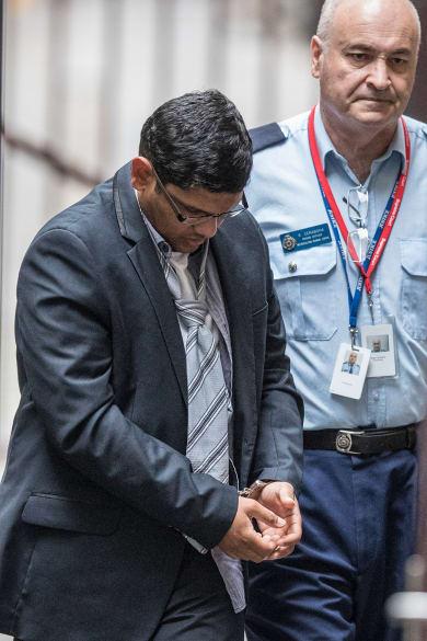arun kamalasanan led to court